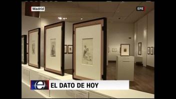 Dibujos de Goya en el bicentenario del Museo del Prado