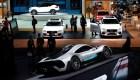 Los Ángeles Auto Show: ¿más autos verdes y caros?