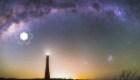 Nuevas imágenes de la Vía Láctea