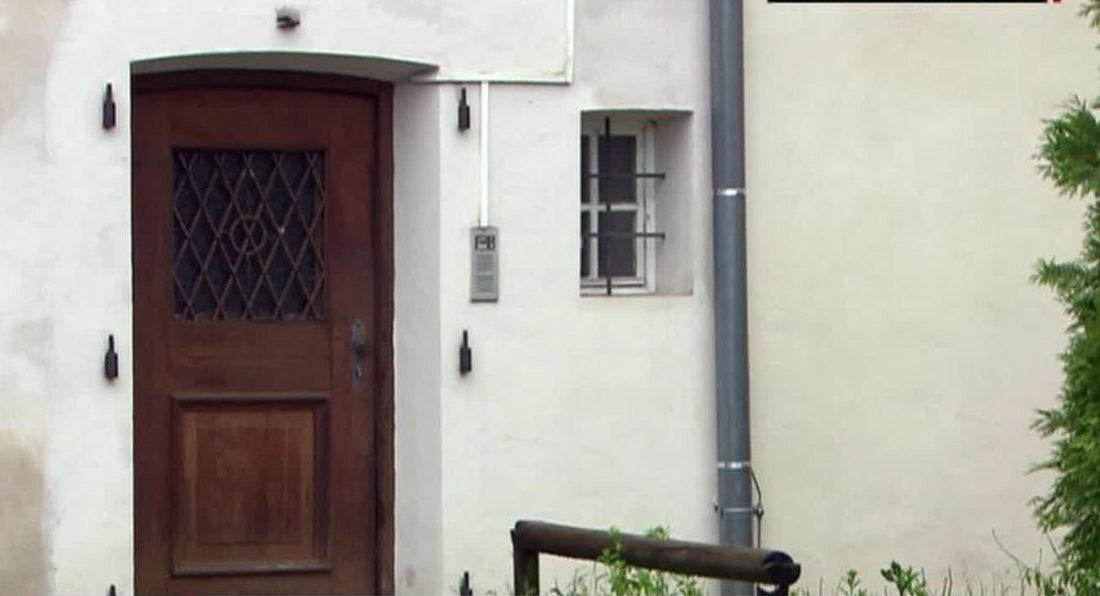 Transforman la casa de Hitler en estación de policía