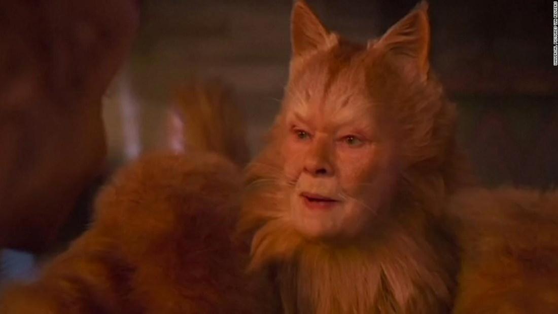 """Cats"": un elenco de estrellas"