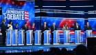 Debate acalorado entre los demócratas