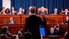 Analistas discrepan sobre pruebas contra Trump para un juicio político
