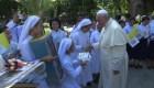 Mensaje del papa Francisco contra la esclavización