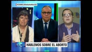 """Héctor Yépez: """"El aborto para mi es matar"""""""