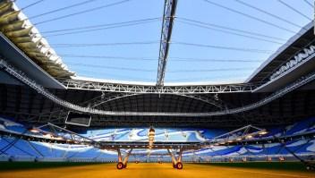 Qatar 2022: El estadio Al Janoub, una de las joyas del próximo Mundial