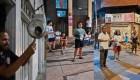 Los cacerolazos contra Duque inundan la noche en Bogotá