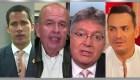 Guaidó y más entrevistas de la semana en CNN
