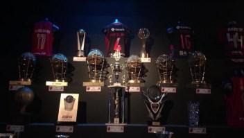 El historial de Flamengo en la Copa Libertadores
