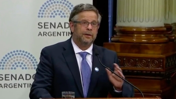 Renunció secretario de Salud de Argentina
