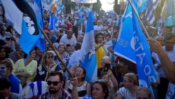Uruguayos regresan a las urnas para elegir presidente