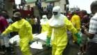 Accidente aéreo en la República Democrática del Congo