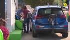 Primera estación de carga eléctrica para autos en EE.UU.