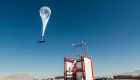 Internet por medio de globos aerostáticos