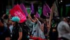 Mujeres alzan su voz contra la violencia de género en Ciudad de México