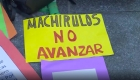 Así marcharon las mujeres en Buenos Aires