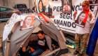 Keiko Fujimori sale de prisión preventiva