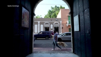 Santo Domingo de la mano del cineasta Tabaré Blanchard