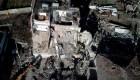 Un dron muestra la destrucción del terremoto en Albania