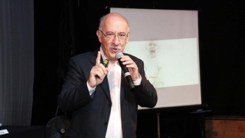 Gianfranco Brero da sus consejos para hablar en público