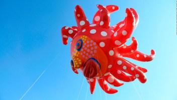 Una artista de 90 años diseñó este globo para Macy's
