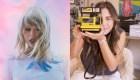 Fotos del álbum de Taylor Swift, obra de inmigrante colombiana