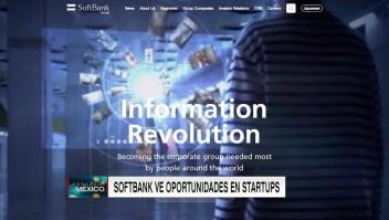 Softbank ve oportunidades en startups de América Latina