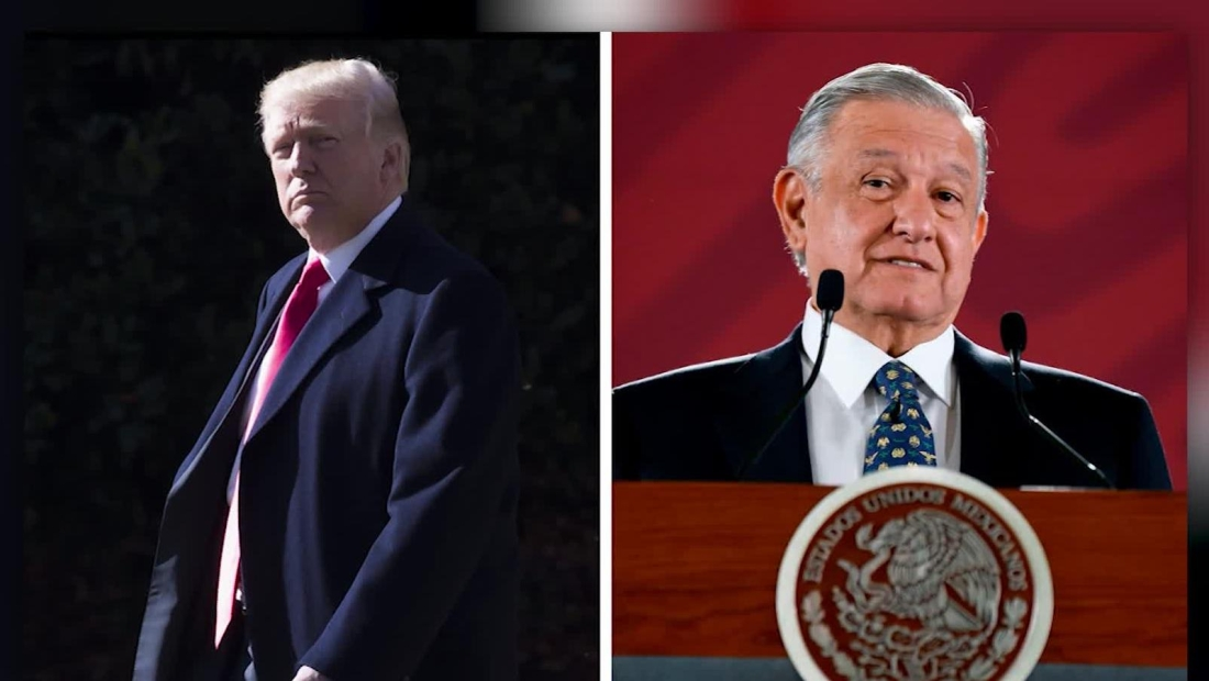 ¿Qué debe hacer López Obrador ante los dichos de Trump?
