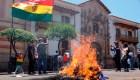 CIDH explica la crisis social y política en Bolivia
