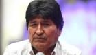 Almagro habla de la renuncia de Morales