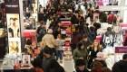 ¿El viernes negro tiene un impacto en el PIB de los Estados Unidos?