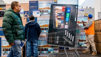 "Así se vive un ""Black Friday"" en Best Buy"