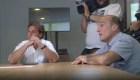 Primer encuentro entre Lacalle Pou y Daniel Martínez