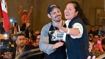 Keiko Fujimori sale de la cárcel tras más de un año