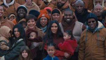 Kayne West estrena un video que enseguida se vuelve viral