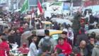 Celebraciones tras renuncia del primer ministro de Iraq