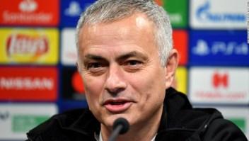 Mourinho entrenador Tottenham