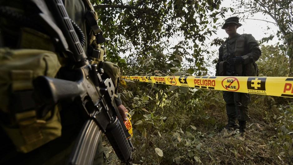 cauca muertes asesinatos violencia victimas