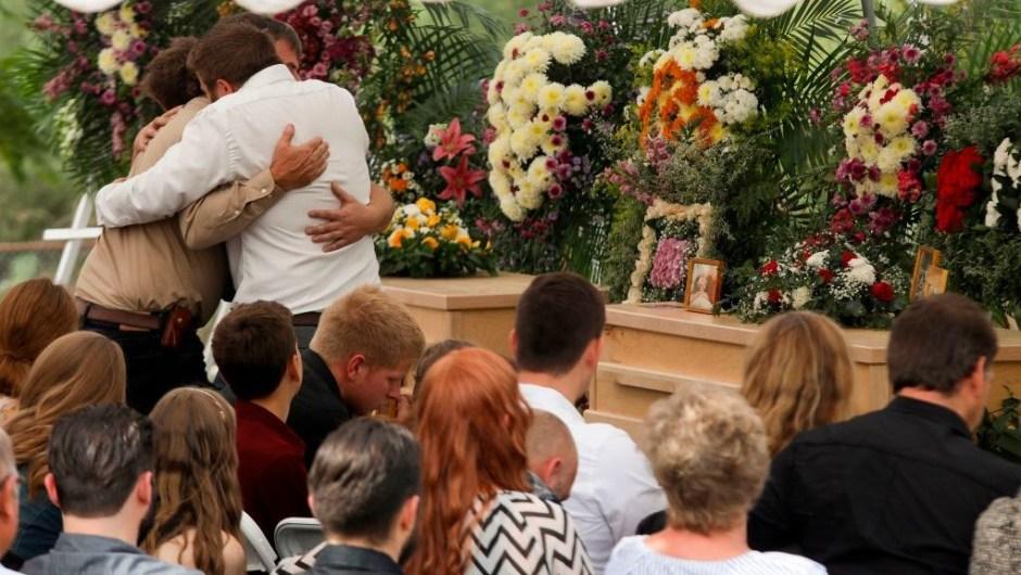 Funerales LeBarón