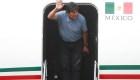 evo morales mexico asilo viaje