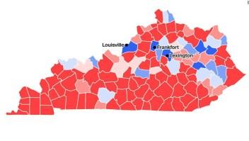 mapa elecciones kentucky virginia elecciones