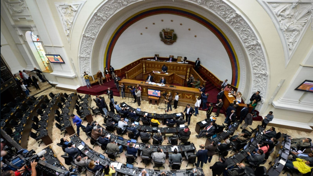 ¿Cómo controla el gobierno de Maduro la elección de la directiva de la Asamblea Nacional?