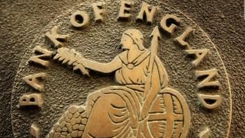 Posible filtración en el Banco de Inglaterra