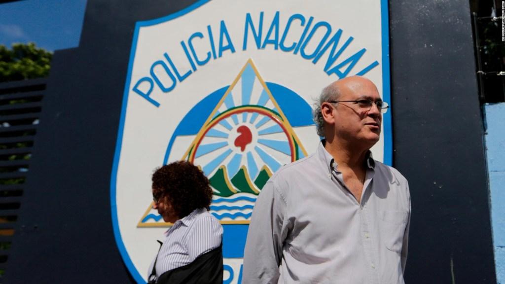 El regreso de Carlos Chamorro a Nicaragua