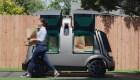 Walmart prueba el servicio de entrega sin conductor
