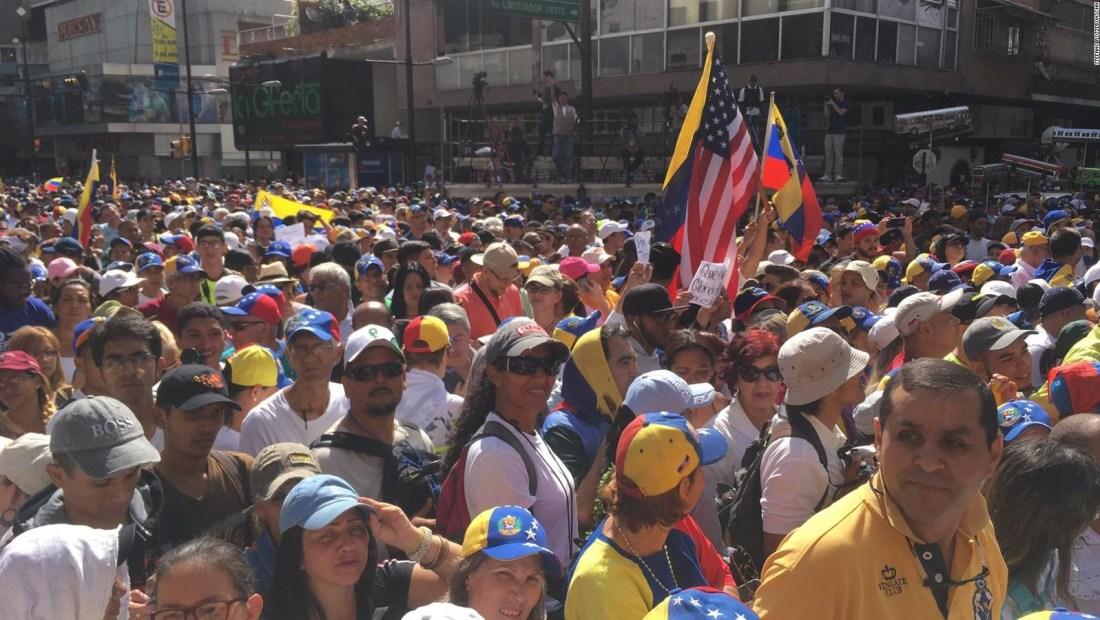 """María Corina Machado: """"Venezuela es un Estado criminal"""""""