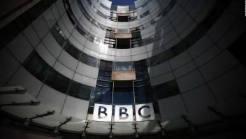 Boris Johnson tras la BBC