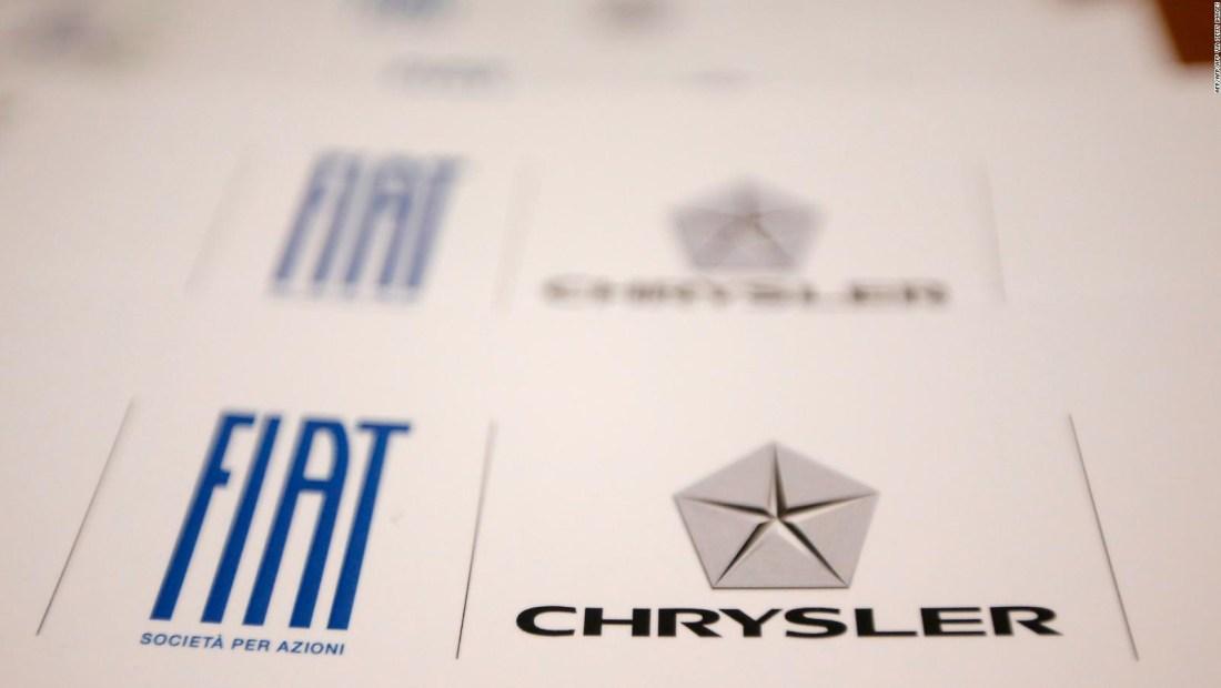 Fiat Chrysler y Peugeot, tercer mayor fabricante de automóviles