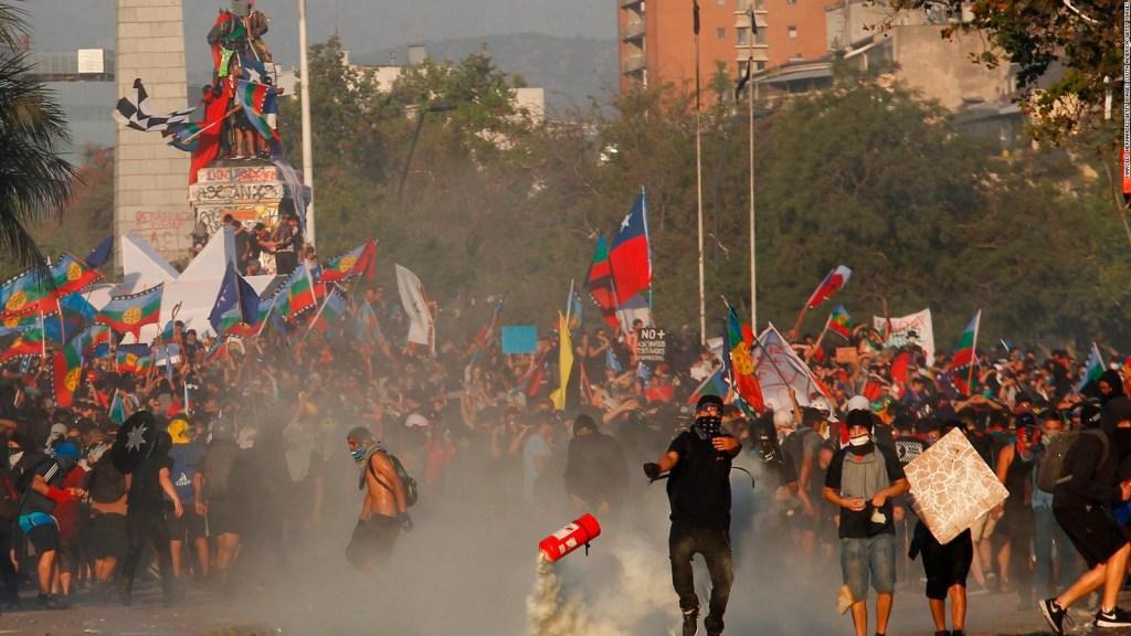 Gloria Álvarez opina sobre las protestas en Chile