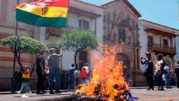 Gobierno interino de Bolivia y la CIDH formarán comisión internacional